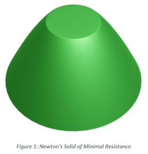 The Solid of Minimal Resistance